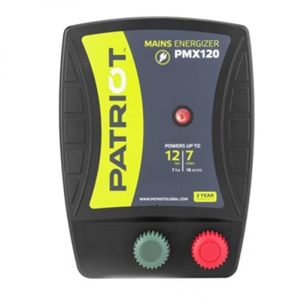 Produse, Instrumentar & Aparatura Veterinara | Gard Electric | Crotalii Animale -Generator impulsuri Patriot PMX120