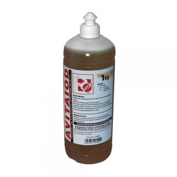 Produse, Instrumentar & Aparatura Veterinara | Gard Electric | Crotalii Animale -Dezinfectant dupa muls Avitaiod 1kg