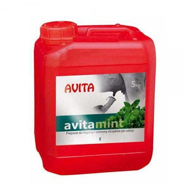 Produse, Instrumentar & Aparatura Veterinara | Gard Electric | Crotalii Animale -Dezinfectant dupa muls Avitamint 5 kg