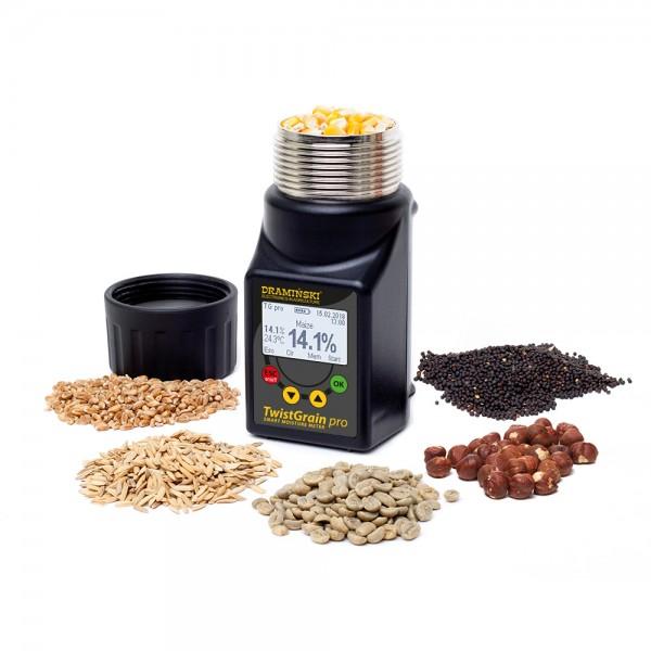 Produse, Instrumentar & Aparatura Veterinara | Gard Electric | Crotalii Animale -Umidometru cereale Twist Grain PRO