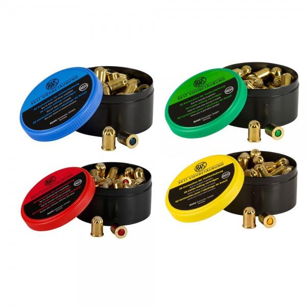 Produse, Instrumentar & Aparatura Veterinara | Gard Electric | Crotalii Animale - Cartuse asomator Blitz 9x17 50 buc