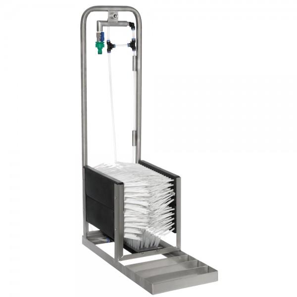 Produse, Instrumentar & Aparatura Veterinara | Gard Electric | Crotalii Animale -Stand pentru spalare si dezinfectare ciz...
