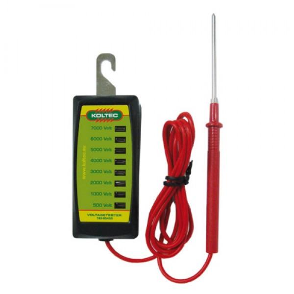 Produse, Instrumentar & Aparatura Veterinara   Gard Electric   Crotalii Animale -Tester curent gard electric Koltec