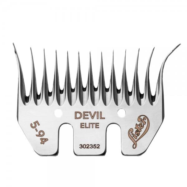 Produse, Instrumentar & Aparatura Veterinara | Gard Electric | Crotalii Animale - Pieptene Devil Elite 594 masina de tuns ...
