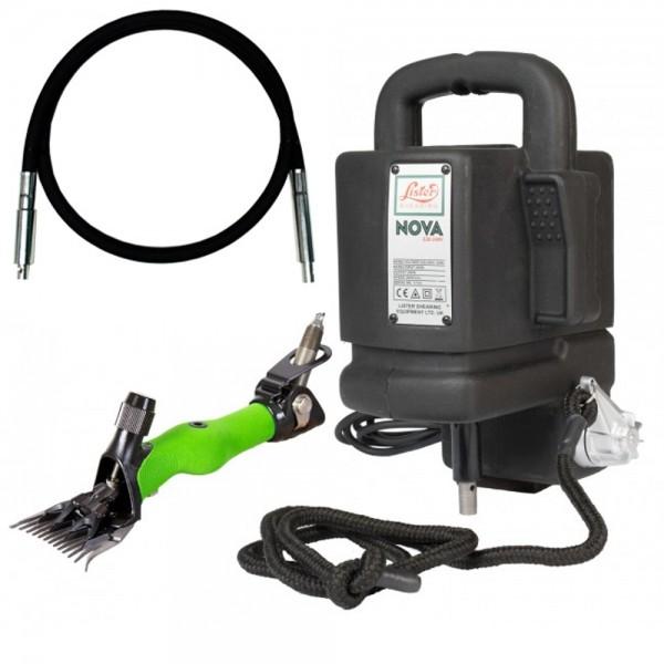 Produse, Instrumentar & Aparatura Veterinara   Gard Electric   Crotalii Animale - Masina de tuns ovine profesionala Nova