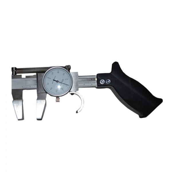 Produse, Instrumentar & Aparatura Veterinara | Gard Electric | Crotalii Animale - Cutimetru cu ceas analog