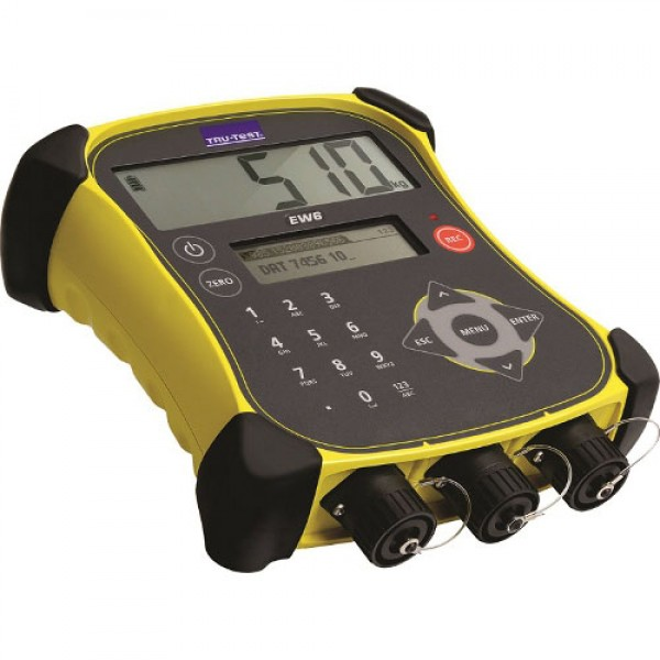 Produse, Instrumentar & Aparatura Veterinara | Gard Electric | Crotalii Animale -Indicator greutate Eziweigh 6