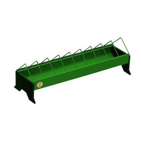 Produse, Instrumentar & Aparatura Veterinara | Gard Electric | Crotalii Animale - Hranitoare 75cm platic pentru pasari