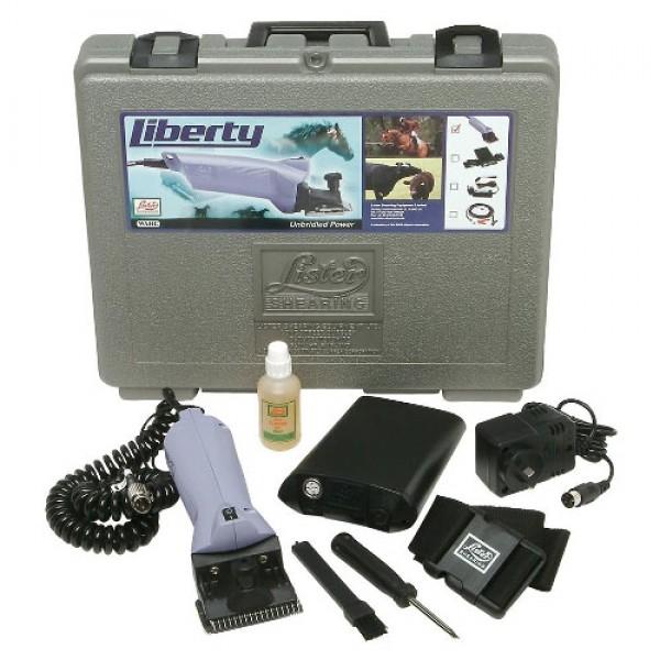 Produse, Instrumentar & Aparatura Veterinara | Gard Electric | Crotalii Animale - Masina de tuns Liberty Popular Pack