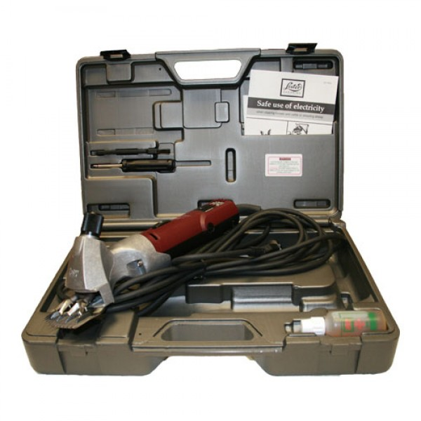 Produse, Instrumentar & Aparatura Veterinara | Gard Electric | Crotalii Animale - Masina de tuns oi Laser II 240V
