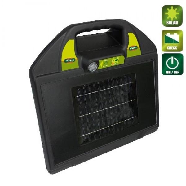 Produse, Instrumentar & Aparatura Veterinara | Gard Electric | Crotalii Animale - Generator impulsuri Koltec MS15 solar