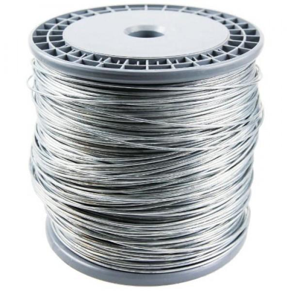 Produse, Instrumentar & Aparatura Veterinara | Gard Electric | Crotalii Animale -Conductor otel galvanizat Koltec 2mm ± ...
