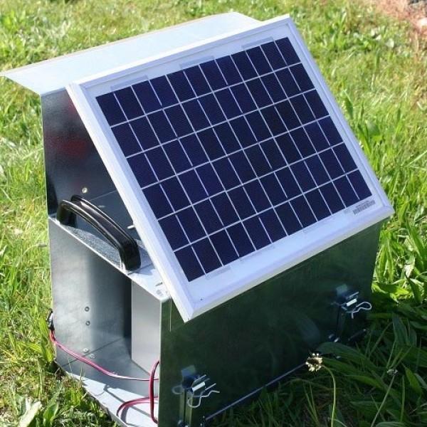 Produse, Instrumentar & Aparatura Veterinara | Gard Electric | Crotalii Animale -Cutie generator gard electric Koltec