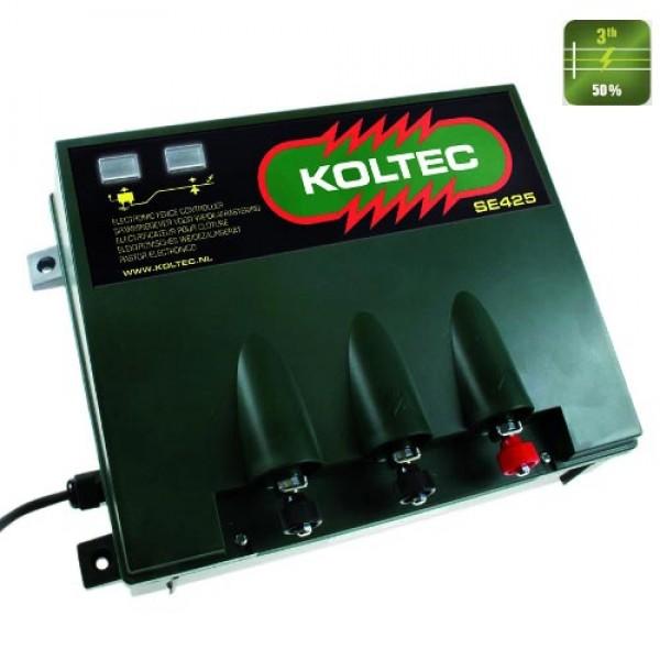 Produse, Instrumentar & Aparatura Veterinara | Gard Electric | Crotalii Animale - Generator impulsuri Koltec SE425 retea