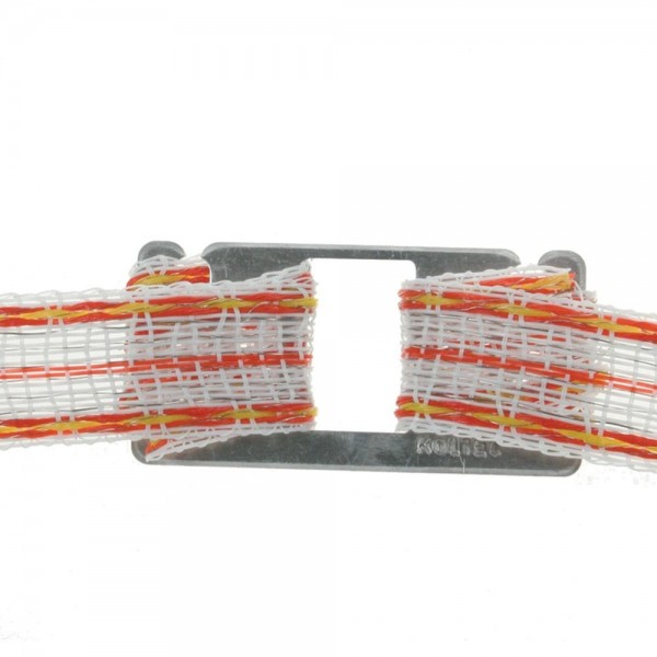 Produse, Instrumentar & Aparatura Veterinara | Gard Electric | Crotalii Animale -Conectori banda 20mm (10buc)