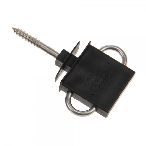Produse, Instrumentar & Aparatura Veterinara   Gard Electric   Crotalii Animale -Izolator poarta 2 cai (4buc)