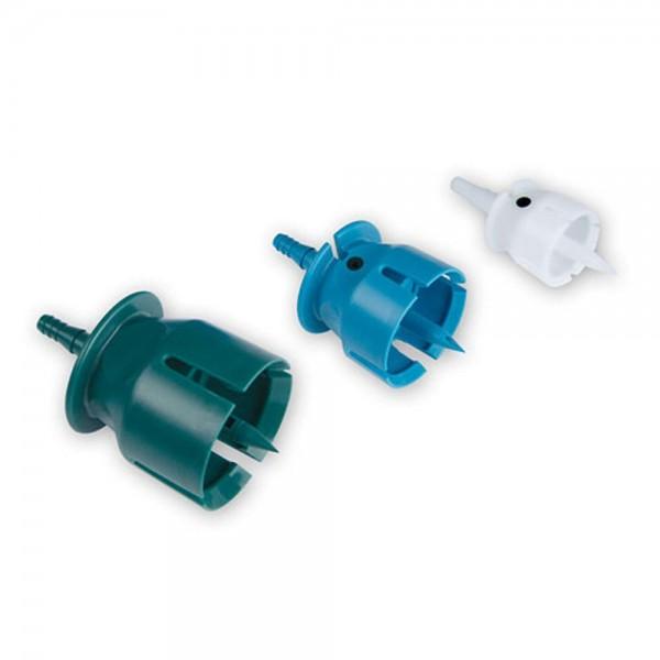 Produse, Instrumentar & Aparatura Veterinara | Gard Electric | Crotalii Animale -Set 3 capace flacon vaccinare