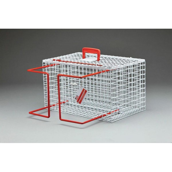 Produse, Instrumentar & Aparatura Veterinara | Gard Electric | Crotalii Animale - Cusca contentie pisici