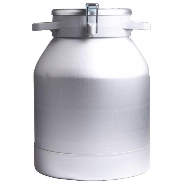 Produse, Instrumentar & Aparatura Veterinara | Gard Electric | Crotalii Animale -Bidon transport lapte 20L aluminiu cu ca...