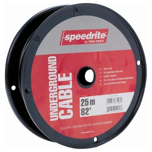 Cablu subteran Speedrite dublu izolat 1....