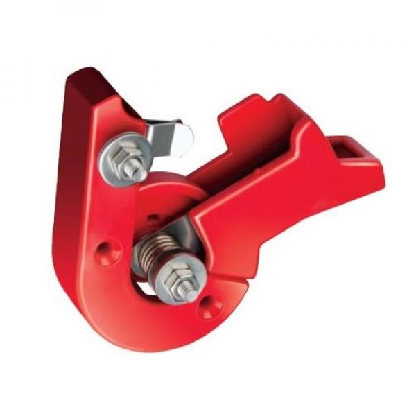 Produse, Instrumentar & Aparatura Veterinara | Gard Electric | Crotalii Animale -Comutator de separare regim greu rosu