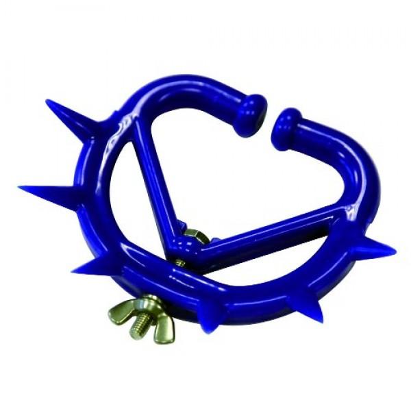 Produse, Instrumentar & Aparatura Veterinara | Gard Electric | Crotalii Animale -Dispozitiv antisupt plastic albastru M