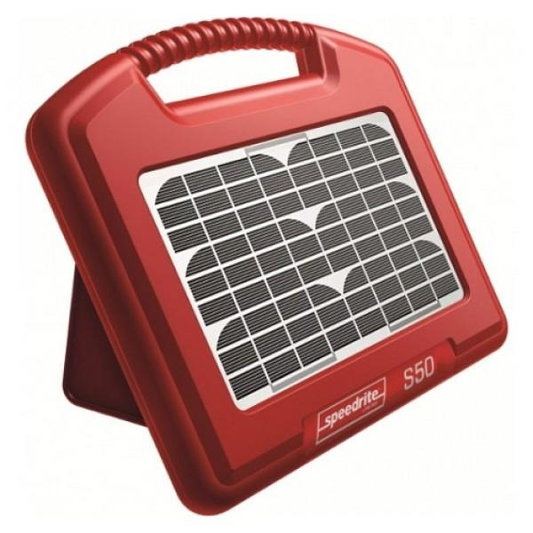 Produse, Instrumentar & Aparatura Veterinara   Gard Electric   Crotalii Animale -Generator de impulsuri Speedrite Solar S...