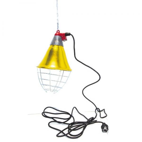 Produse, Instrumentar & Aparatura Veterinara | Gard Electric | Crotalii Animale -Suport lampa IR cablu 2,5m