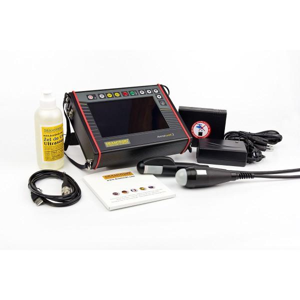 Produse, Instrumentar & Aparatura Veterinara | Gard Electric | Crotalii Animale -Ecograf portabil Animal Profi 2 (2 sonde...