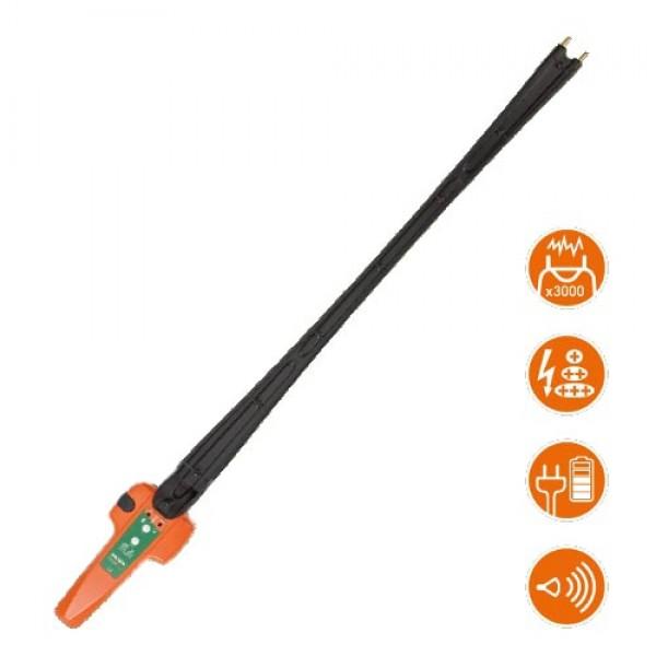 Produse, Instrumentar & Aparatura Veterinara | Gard Electric | Crotalii Animale - Baston electrosocuri Kalfarm