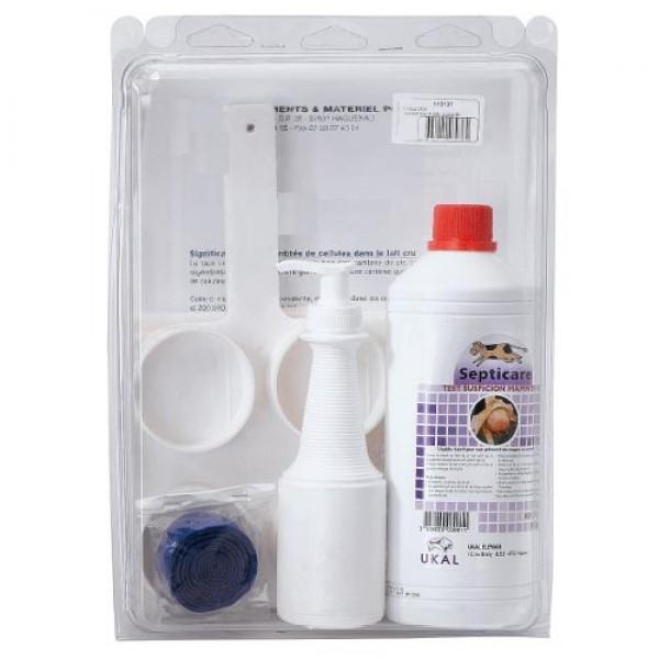 Produse, Instrumentar & Aparatura Veterinara | Gard Electric | Crotalii Animale -Kit detectie mastita 1l