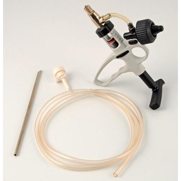 Produse, Instrumentar & Aparatura Veterinara | Gard Electric | Crotalii Animale - Seringa automata 5 ml Prima cu tub si su...